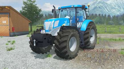 New Hollanᵭ T7050 for Farming Simulator 2013