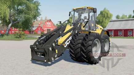 JCB 435 S wheels selection for Farming Simulator 2017