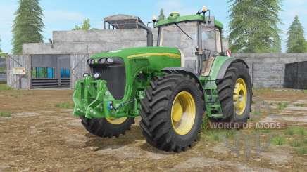 Jøhn Deere 8530 for Farming Simulator 2017