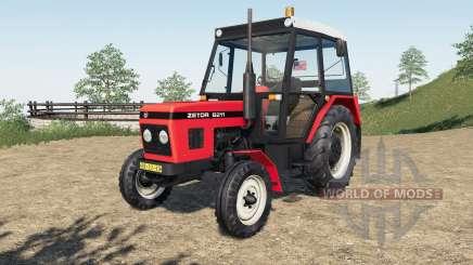 Zetor 6200&7200 for Farming Simulator 2017
