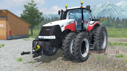 Case IH Magnum 340 25th aniversary for Farming Simulator 2013