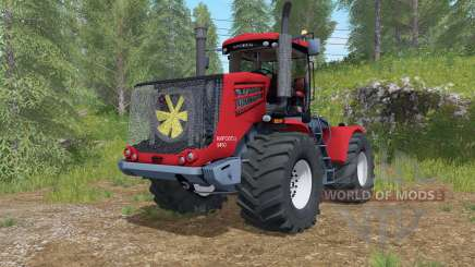 Kirovets Ƙ-9450 for Farming Simulator 2017