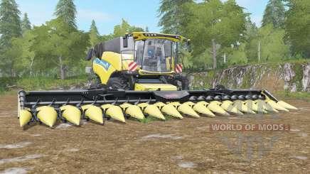 New Hollanᵭ CR10.90 for Farming Simulator 2017