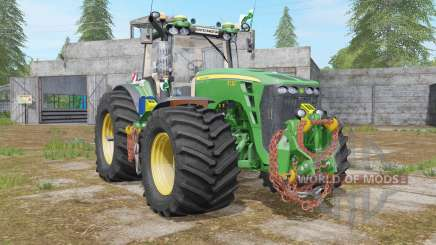Jꝍhn Deere 8130-8530 for Farming Simulator 2017