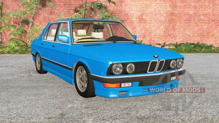 BMW M5 (E28) 1985 for BeamNG Drive