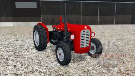 Massey Fergusoᵰ 35 for Farming Simulator 2015