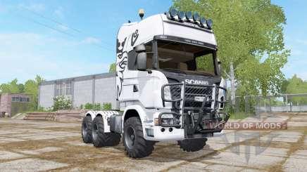 Scania R730 Agro for Farming Simulator 2017