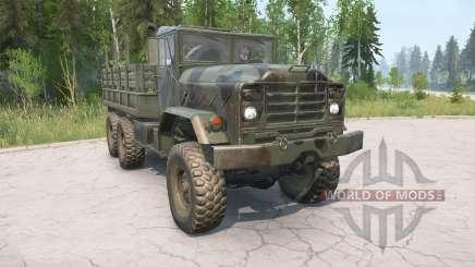 M923A2 for MudRunner