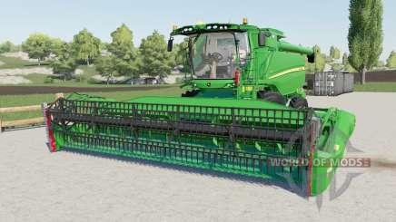 John Deere T560ᶖ for Farming Simulator 2017