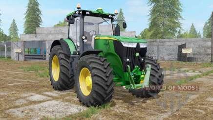 Ɉohn Deere 7270R for Farming Simulator 2017