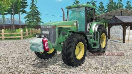 John Deerᶒ 8300 for Farming Simulator 2015
