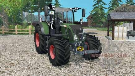 Fendt 718 Variꝍ for Farming Simulator 2015