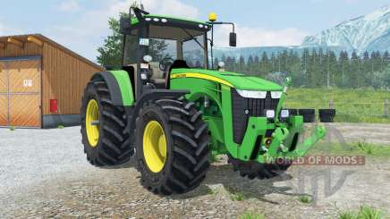 John Deere 8260Ɍ for Farming Simulator 2013