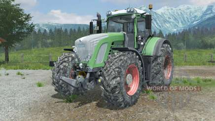 Fendt 936 Varᶖꝍ for Farming Simulator 2013