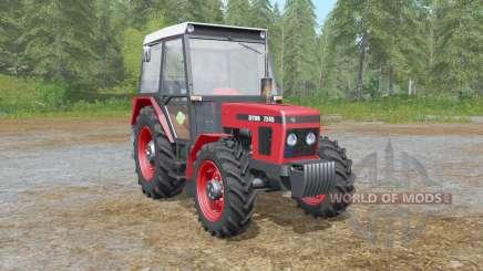 Zetoᵲ 7245 for Farming Simulator 2017