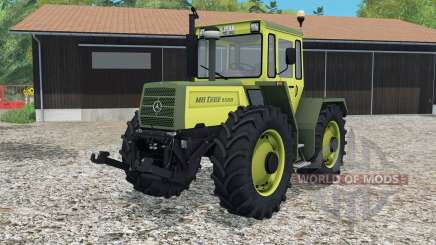 Mercedes-Benz Trac 1ⴝ00 for Farming Simulator 2015