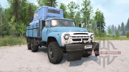 ꞫиЛ-130G 6x6 for MudRunner