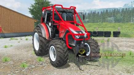 Lindner Geotrac 94 Forestry for Farming Simulator 2013
