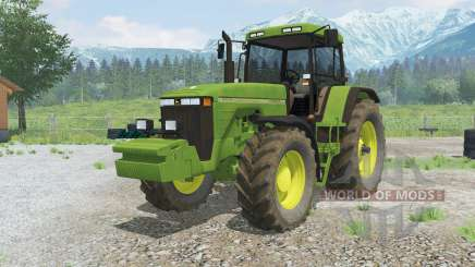 John Deerᶒ 8100 for Farming Simulator 2013
