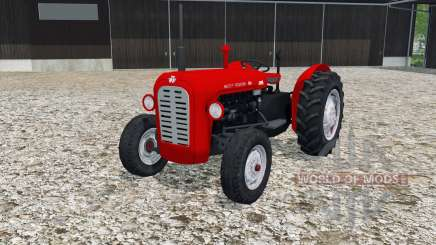 Massey Fergusoɲ 35 for Farming Simulator 2015