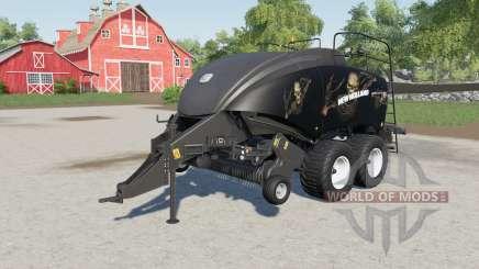 New Holland BigBaler 12୨0 for Farming Simulator 2017