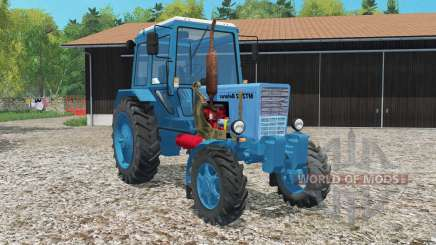 MTZ-82 Belar for Farming Simulator 2015