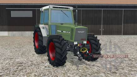 Fendt Farmer 310 LSA Turbomatiƙ for Farming Simulator 2015