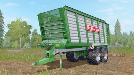 Bergmann HTⱲ 40 for Farming Simulator 2017
