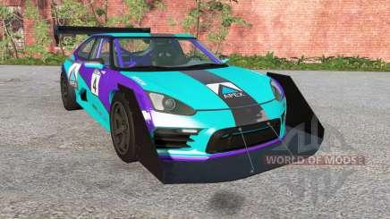 Hirochi SBR4 OMPW v0.7 for BeamNG Drive