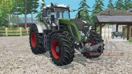 Fendt 936 Vario ploughing spec for Farming Simulator 2015