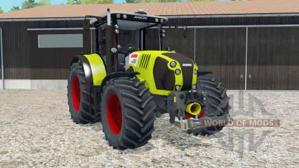Claas Arioɲ 650 for Farming Simulator 2015
