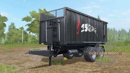 Fliegl TMK 266 Black Panteᵲ for Farming Simulator 2017
