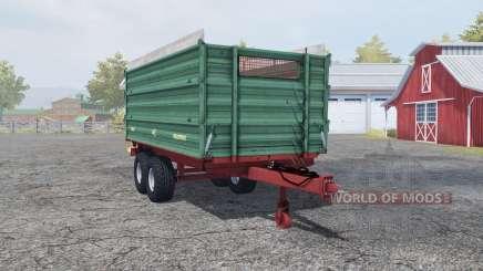 Brantner TA 11045 XXL change bodywork for Farming Simulator 2013