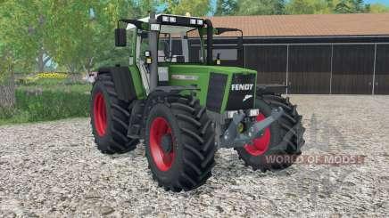 Fendt Favorit 926 Variꝍ for Farming Simulator 2015