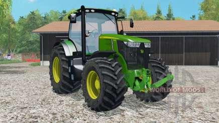 John Deere 7ろ10R for Farming Simulator 2015