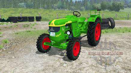 Deutz D Ꝝ0S for Farming Simulator 2013