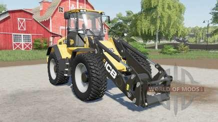 JCB 435 S lift capacity 23.8 tons for Farming Simulator 2017
