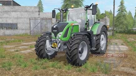 Fendt 700 Variꝍ for Farming Simulator 2017