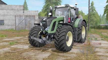 Fendt 900 Variꝍ for Farming Simulator 2017