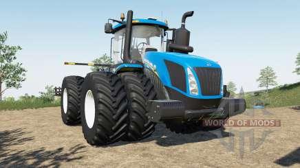 New Holland T9.435-T9.565 for Farming Simulator 2017