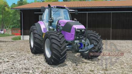 Deutz-Fahr 7250 TTV Agrotroɳ for Farming Simulator 2015