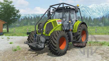 Claas Axion 8ⴝ0 for Farming Simulator 2013