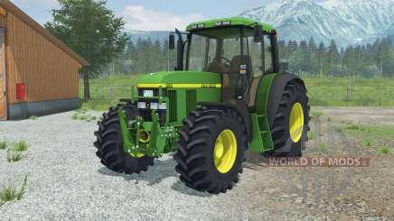 John Deere 6610 More Realistic for Farming Simulator 2013