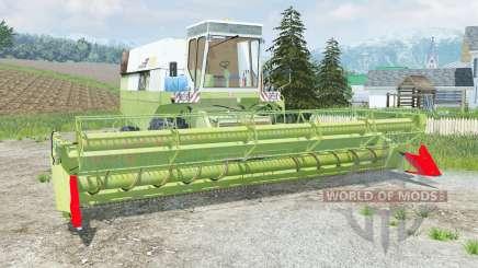 Fortschritt E 517 MoreRealistic for Farming Simulator 2013