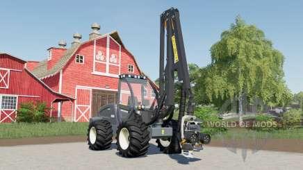 Sampo Rosenlew HR46X multicolor for Farming Simulator 2017