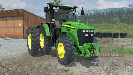 John Deere 7930 Row Crop for Farming Simulator 2013