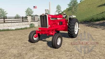 Farmall 1206 Turbꝍ for Farming Simulator 2017