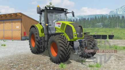 Claas Axiꝍn 850 for Farming Simulator 2013