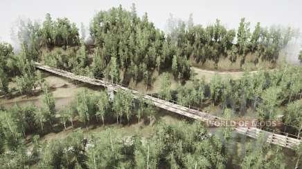 Siberia deserted for MudRunner