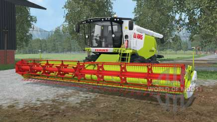 Claas Lexion 750 & TerraTrac for Farming Simulator 2015